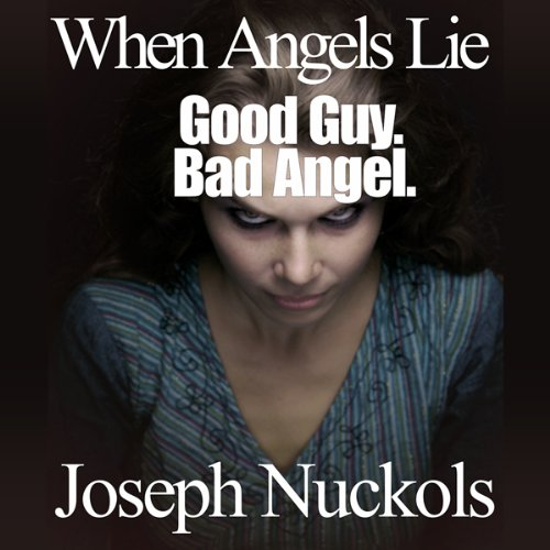 When Angels Lie audiobook cover art