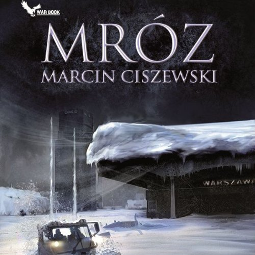 Mróz [Frost] audiobook cover art