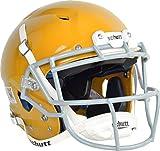 Schutt Casco de fútbol americano Vengeance Pro (amarillo, XL)