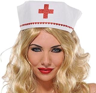 [Amscan]Amscan Nurse Hat 392110 [並行輸入品]