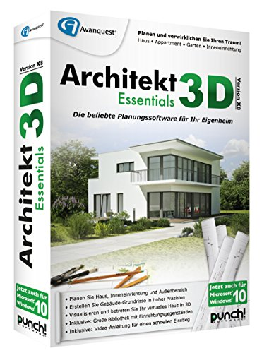 Architekt 3D X8 Essentials