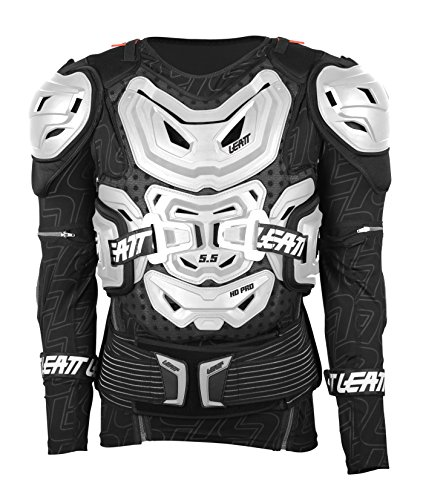 Leatt 5.5 Body Protector (weiß, XX-Large)