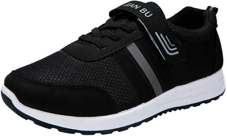 Lelehwhge Women Summer Comfortable Wedges Canvas shoes Fashion Women Vulcanized shoes Black 6.5 M US