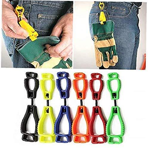 Asien Glove Grabber Clip-Halter Für Arbeitssicherheit Clip Glove Keeper Wache Arbeitsarbeits Clamp Helme Hanger Clamp 1pc