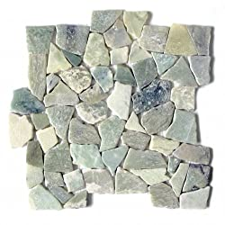powerful Pebble tiles for kitchen, bathroom, terrace, patio (1)   Interior and …