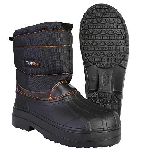 Savage Gear Angelbekleidung Angelschuh - SG Polar Boot 45-10 Thermostiefel