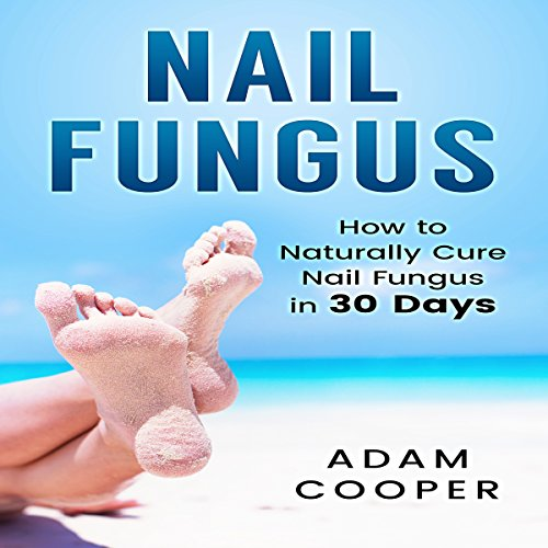 Nail Fungus Treatment audiobook cover art