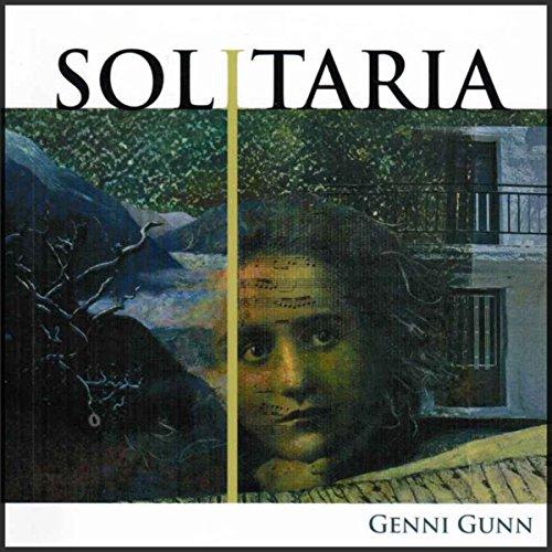 Solitaria audiobook cover art
