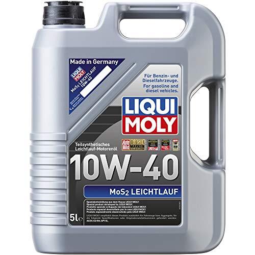 Liqui Moly 10W40 Molibdeno