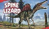 Spinosaurus: kids books ages 3-5