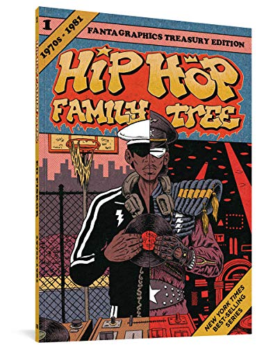 Hip Hop Family Tree: 1975-1981
