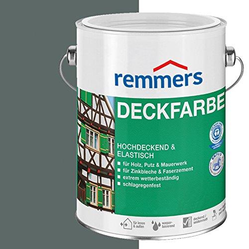 Remmers Deckfarbe - dunkelgrau 5L