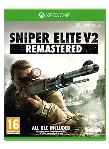 Sniper Elite V2 Remastered - Xbox One [Importación italiana]