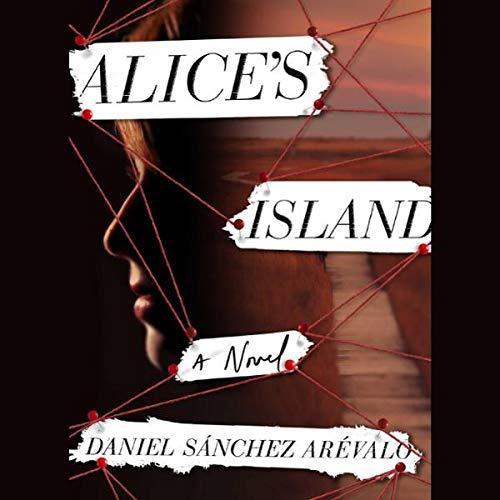Couverture de Alice's Island