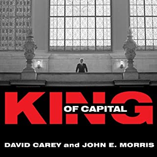 King of Capital audiobook cover art