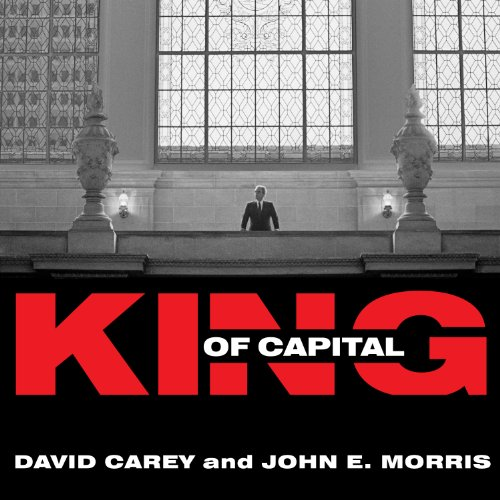 Page de couverture de King of Capital
