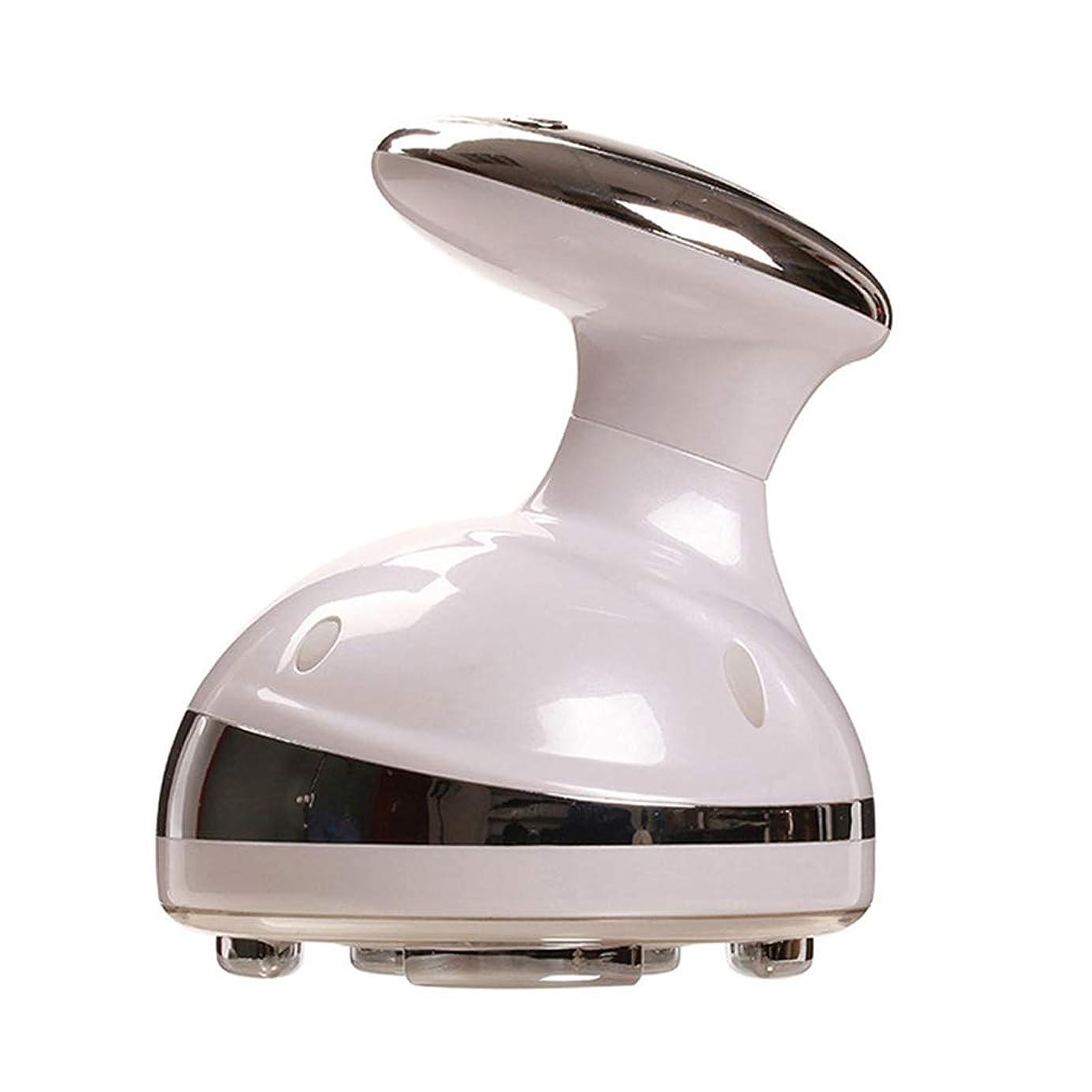 れる天気課税超音波キャビテーションボディスリミング減量セルライト脂肪バーナーガルバニックEMS RF振動マシン