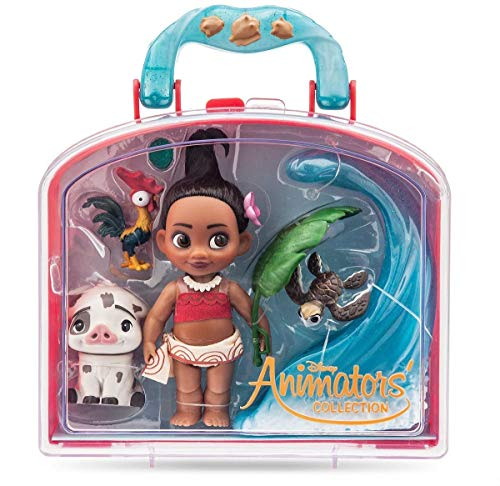 Disney Parks Exclusive - Animators' Collection 5 Inch Mini Doll - Moana