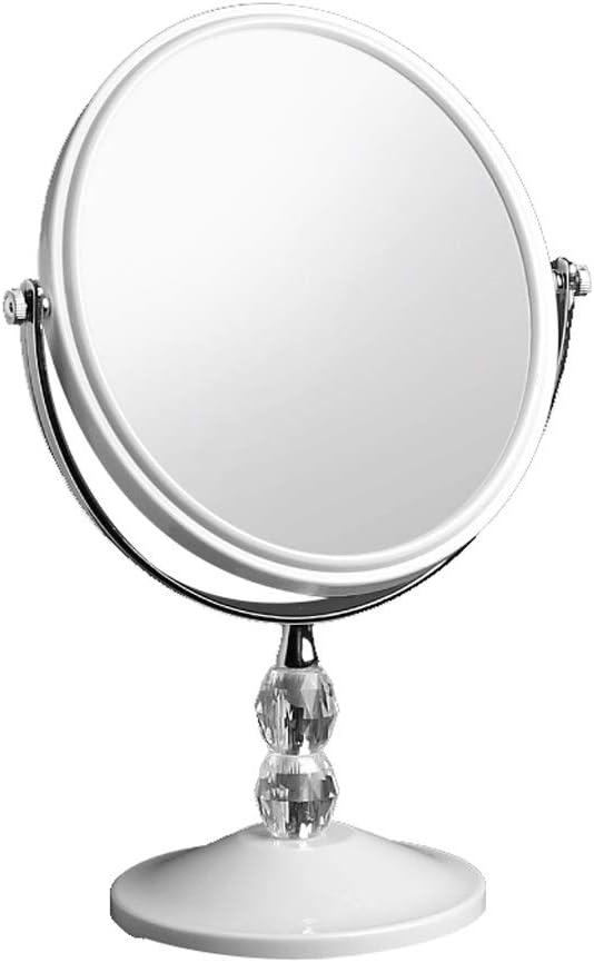 YULAN Philadelphia Mall Max 51% OFF Makeup Mirror High-Definition Double-Sided Desktop
