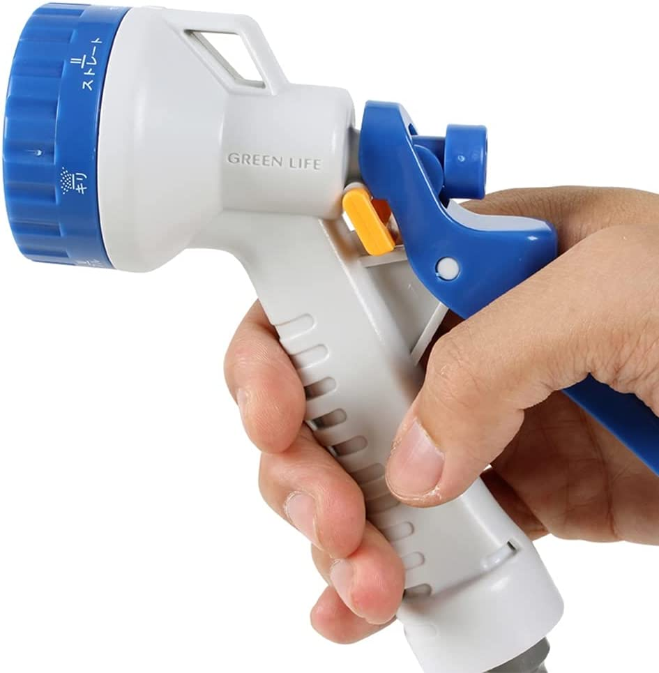 ZWJHNN Special price for a limited time Hose Spray Nozzle Garden Bombing new work Heavy Duty High Pres