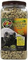 Zoo Med Natural Tortoise Food, 60-Ounce, Grassland 60-Ounce