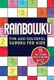 Rainbowku: Fun and Colorful Sudoku for Kids