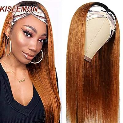14'' Headband Wigs Straight