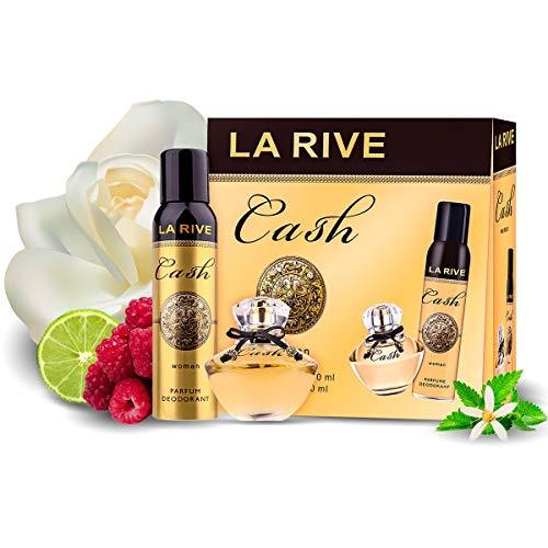 La Rive La rive cash woman edp 90 ml deodorant 150 ml set