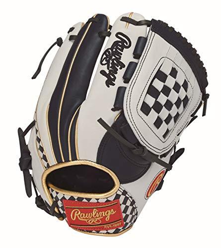 ローリングス(Rawlings) 野球 軟式 グラブ グローブ HOH® 2020 [オールフィルダー用] 大人用 GRXHON64 ネイビー/ホワイト 11.5インチ 右投げ用