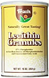 Fearn Natural Foods Lecithin Granules, 16 Ounce (pack of 2)
