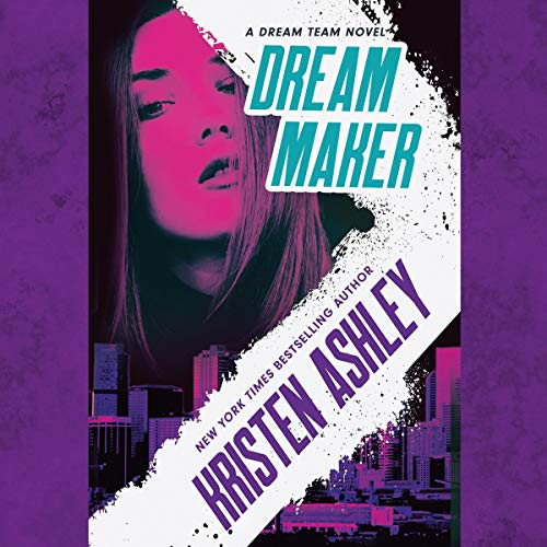Dream Maker audiobook cover art