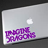 Imagine Dragons Vinyl Aufkleber Auto Aufkleber Macbook