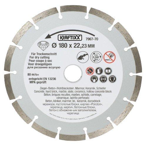 kwb Kraftixx Dia Trennscheibe Durchmesser 178 mm 796770