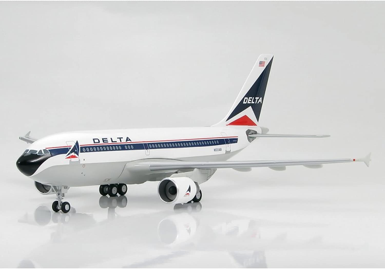 HOBBY MASTER 1 200 Airbus A310-324 Delta Air Lines (japan import)