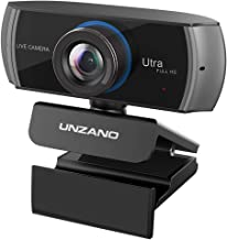 Full HD Webcam 1536P/1080P, Streaming Camera, Widescreen Video Calling and Recording with..
