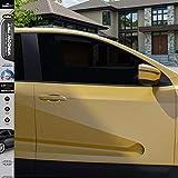 Gila XLB242 Xtreme Limo Black 2.5% VLT Automotive Window Tint DIY Glare Control UV Blocking 24in x 78in (2ft x 6.5ft)