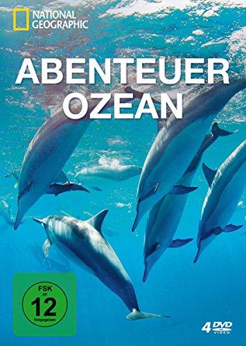 Abenteuer Ozean - National Geographic (4 DVDs)