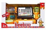 Beeboo Kitchen - Caja registradora con pantalla táctil y accesorios