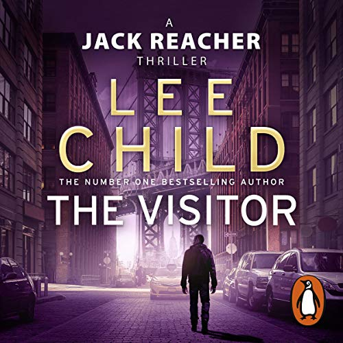 The Visitor     Jack Reacher, Book 4              By:                                                                                                                                 Lee Child                               Narrated by:                                                                                                                                 Jeff Harding                      Length: 14 hrs and 17 mins     57 ratings     Overall 4.5