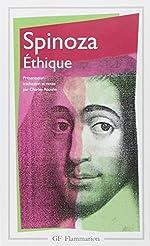 Oeuvres Iii - Ethique,Démontrée Suivant L'ordre Géométrique Et Divisée En Cinq Parties de Baruch de Spinoza