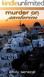 Murder on Santorini (Strangers on This Road Series Book 9)