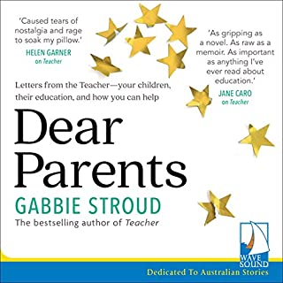 Dear Parents cover art