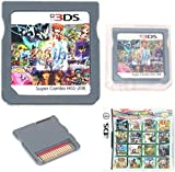 DS Games Card, 208 in 1 Cartridge Multicart. Compatible Nintendo DS,...