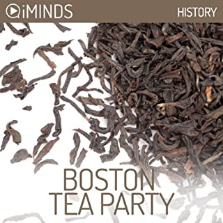 Boston Tea Party audiobook cover art