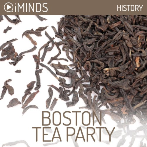 Boston Tea Party cover art