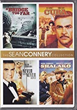 The Sean Connery Collection: (A Bridge Too Far/ Cuba/ Never Say Never Again/ Shalako)