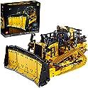 LEGO Technic App-Controlled Cat D11 Bulldozer Set 42131 (3,854 Pieces)