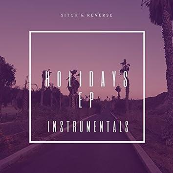 Holidays EP (Instrumentals)