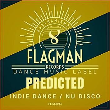 Predicted Indie Dance Nu Disco