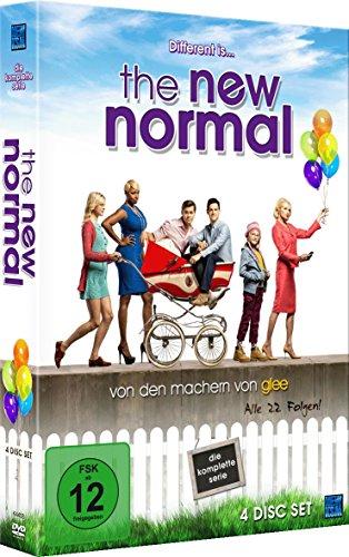 The New Normal - Die komplette Serie (Episoden 01-22 im 4 Disc-Set)
